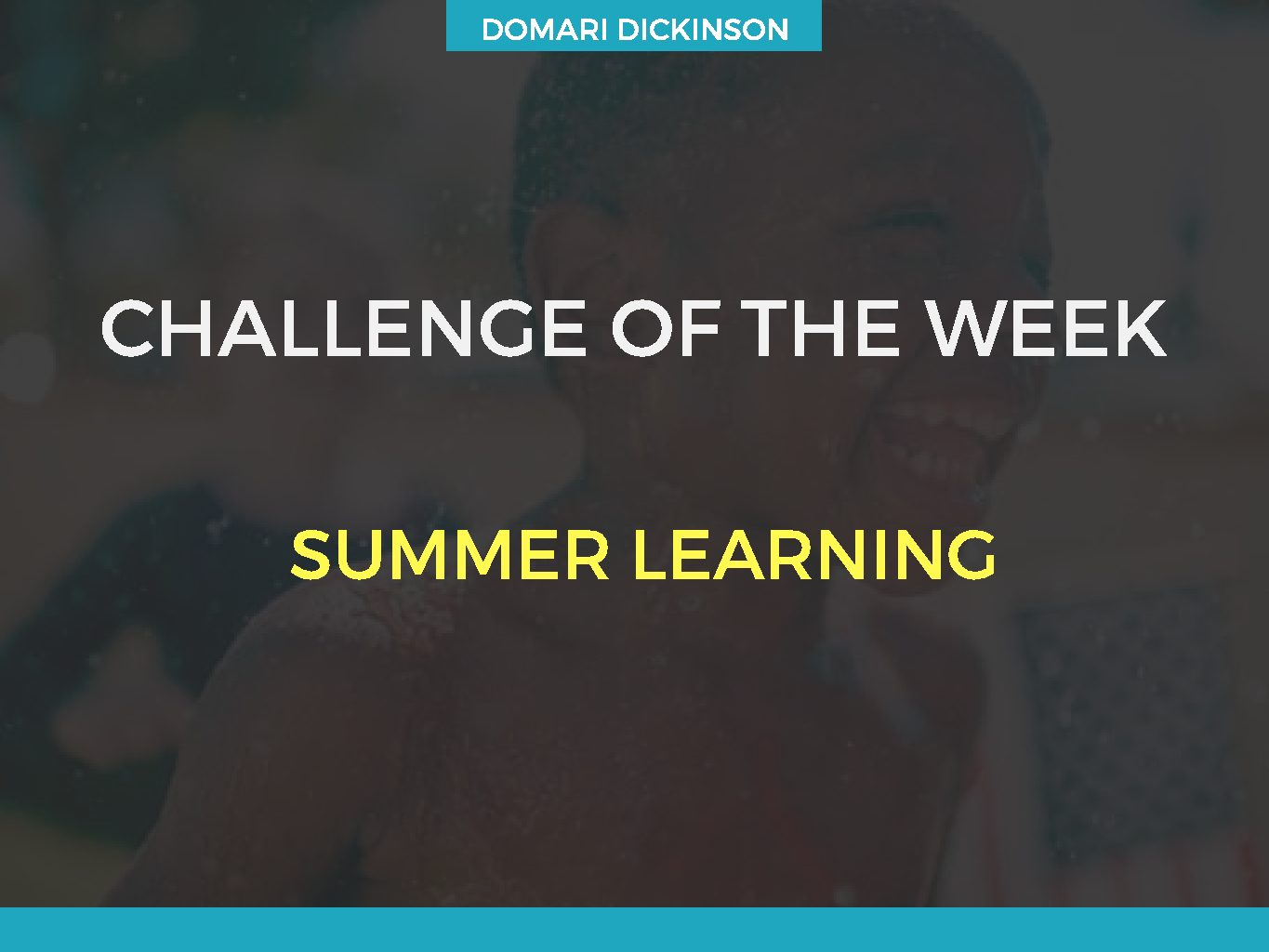 Challenge of the Week – June 19