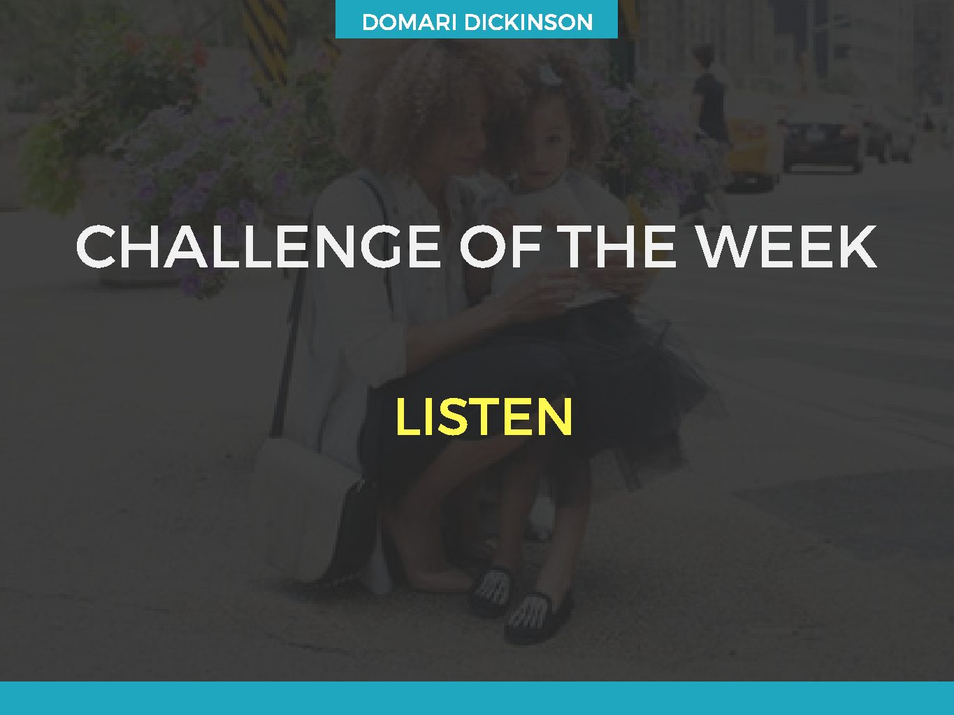 Challenge of the Week – July 3