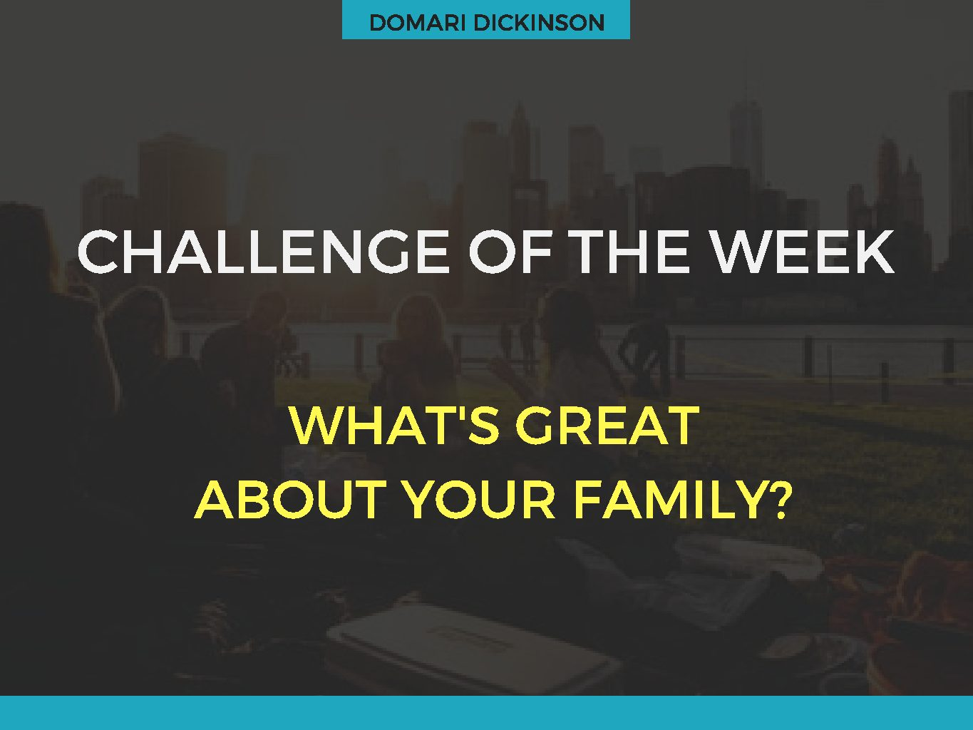 Challenge of the Week – July 10